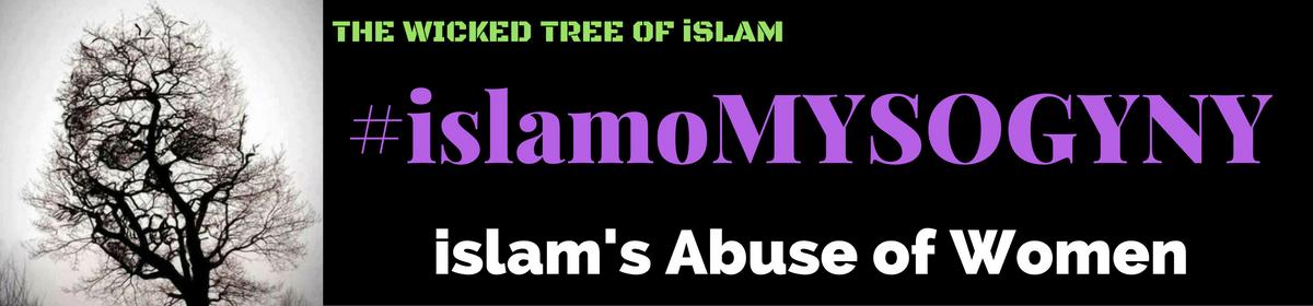 #islamoMISOGYNY